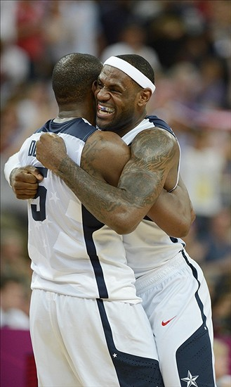 U.S. Olympic men's basketball team wins gold - Photo 1 ...
