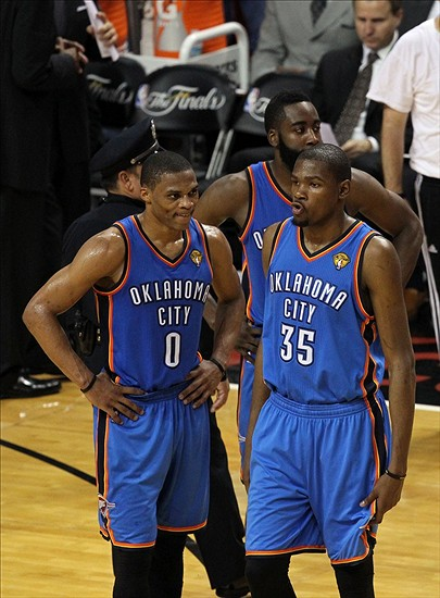 89f0c2665c1 2012 Olympics  Kevin Durant and Russell Westbrook locks for Team USA ...