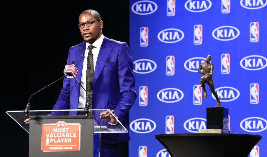 Kevin Durant Quote Inspiration Kevin Durant Presented Mvp Award Quotes From Him And Why He Is