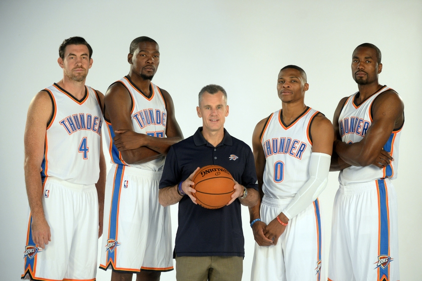 OKC Thunder  Top-10 players in franchise history 9984b6fe2