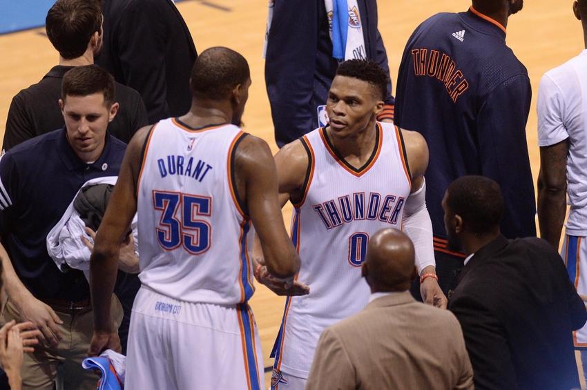 cda1329e2534 Can Kevin Durant return to Oklahoma City Thunder