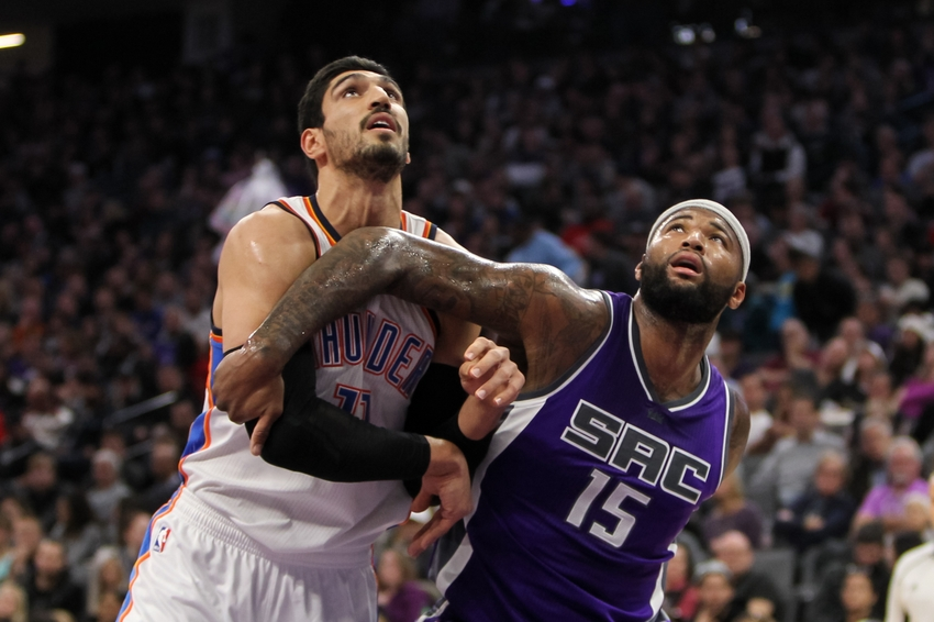 OKC Thunder: Five Stats to Explain Their  500 Record - Page 4