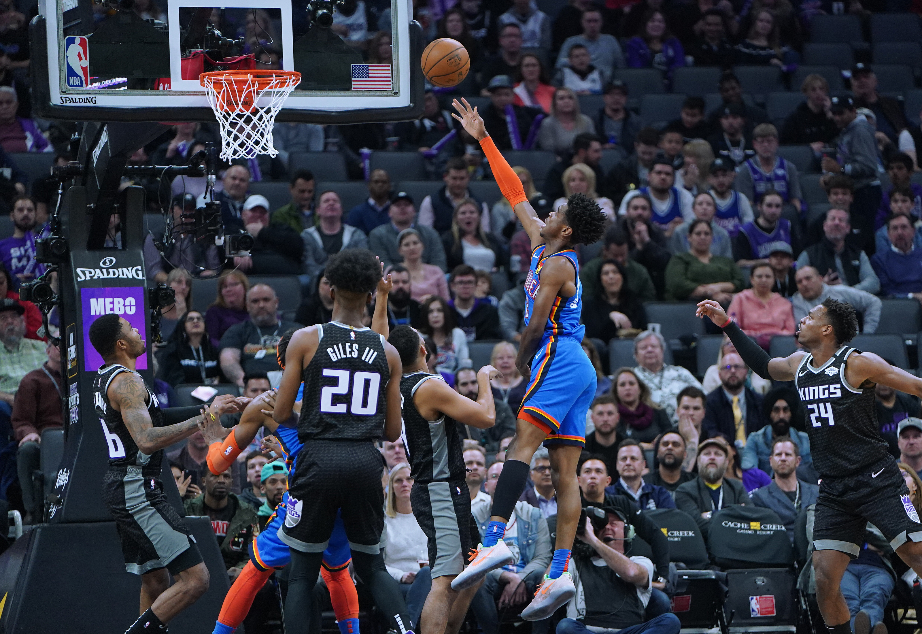 OKC Thunder: Gilgeous-Alexander in our top 5 for proposed H-O-R-S-E match
