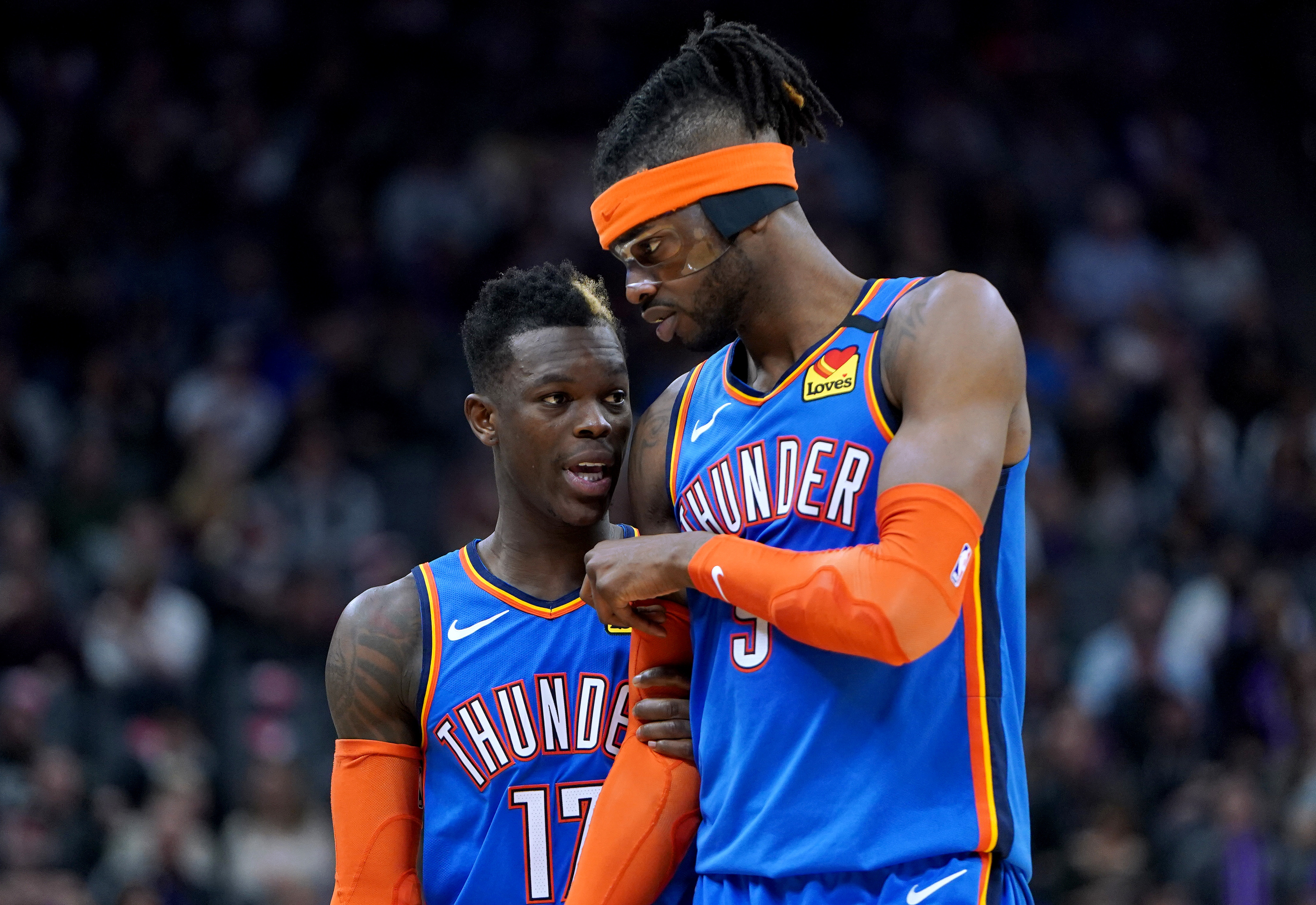 OKC Thunder erase 19 point deficit to claim 5th in a row: players grades