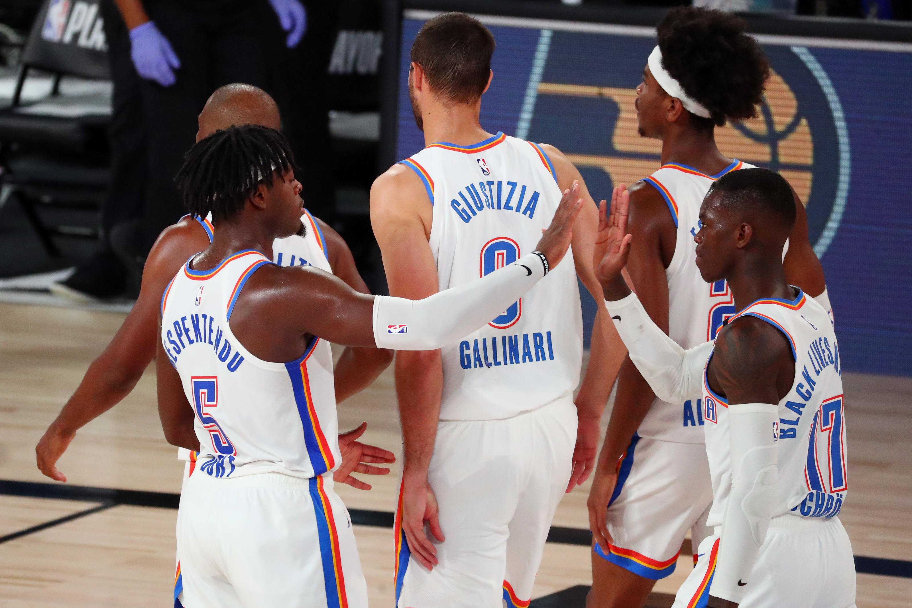 Thunder spurs game 5 betting line double or nothing betting rules