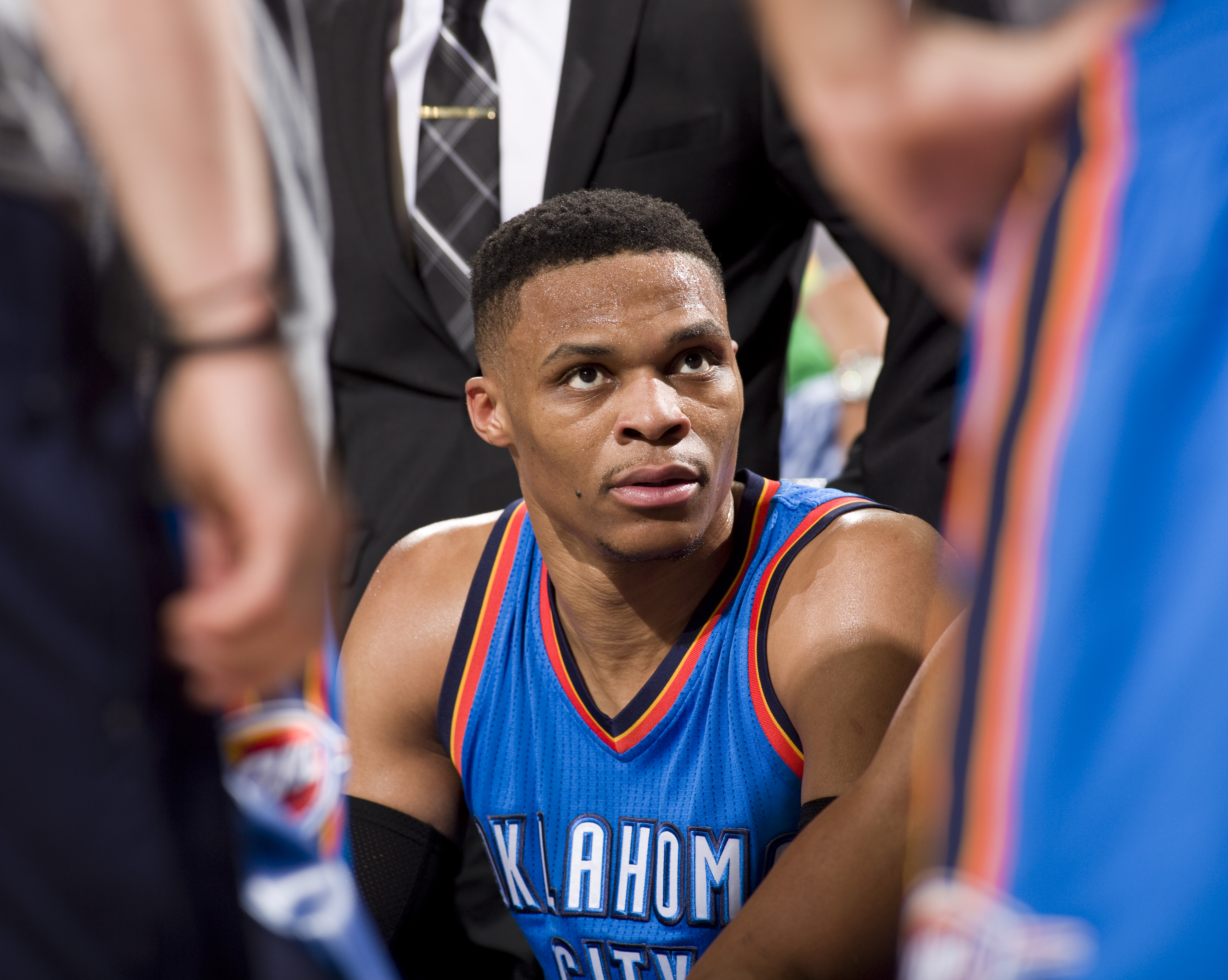 Russell Westbrook Has Yet To Give Thunder Answer On Extension Offer