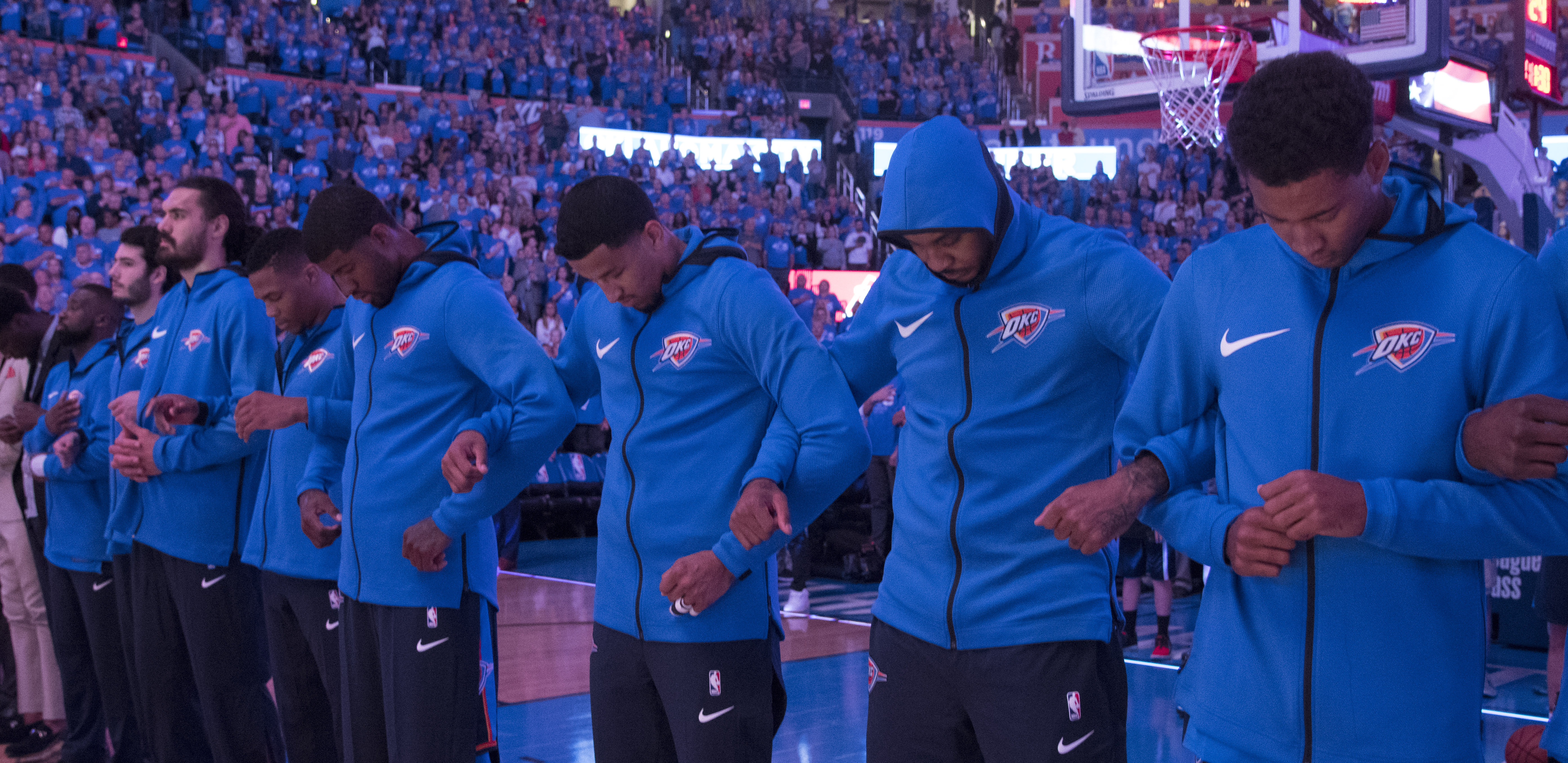 Takeaways Okc Thunder Season Opener