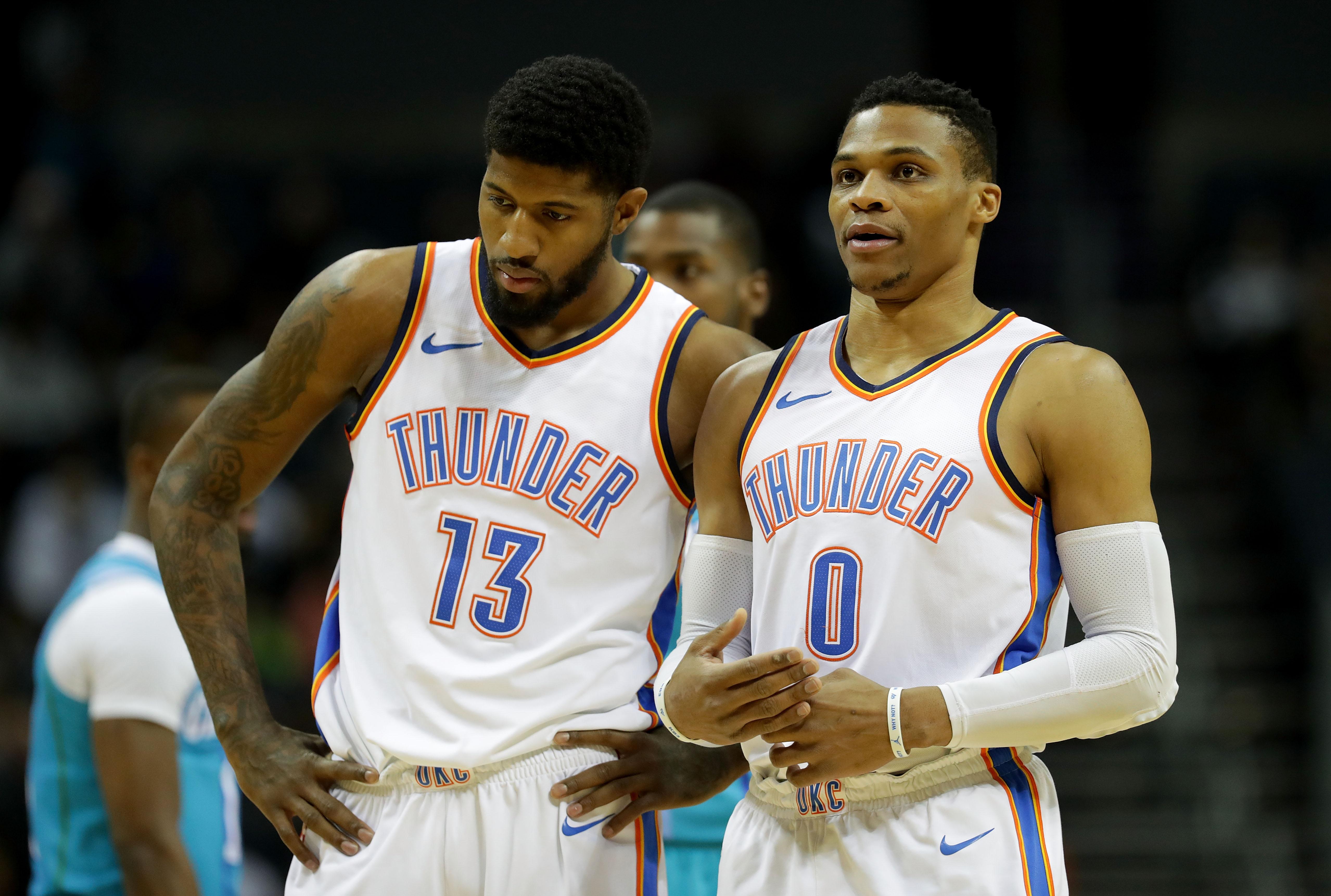 OKC Thunder: The Russell Westbrook good/bad teammate debate
