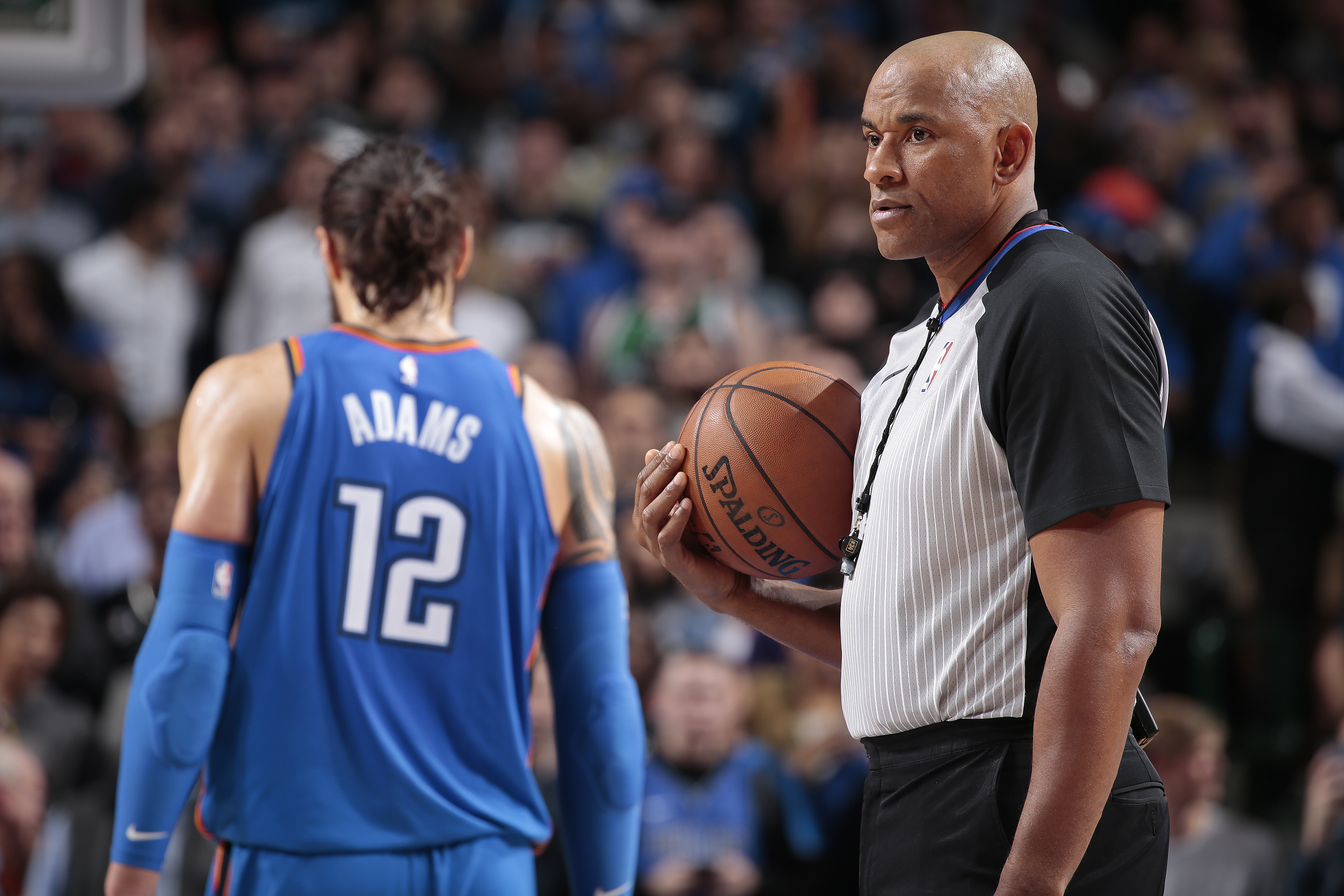 Okc Thunder Impacted By Nba Officials In Back To Back Games