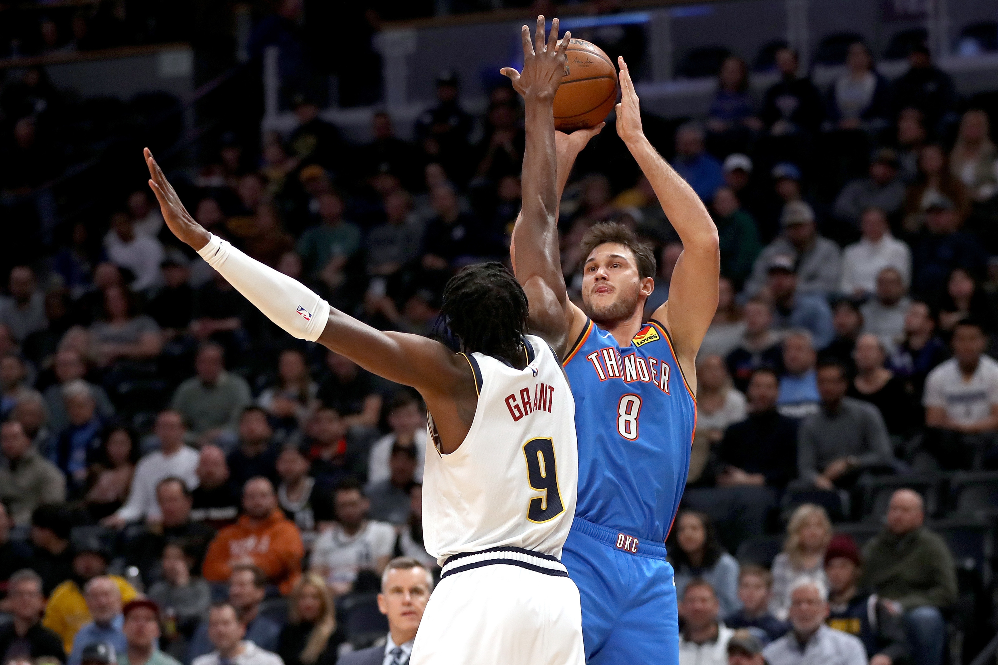 Danilo Gallinari opens door to re-sign with OKC Thunder