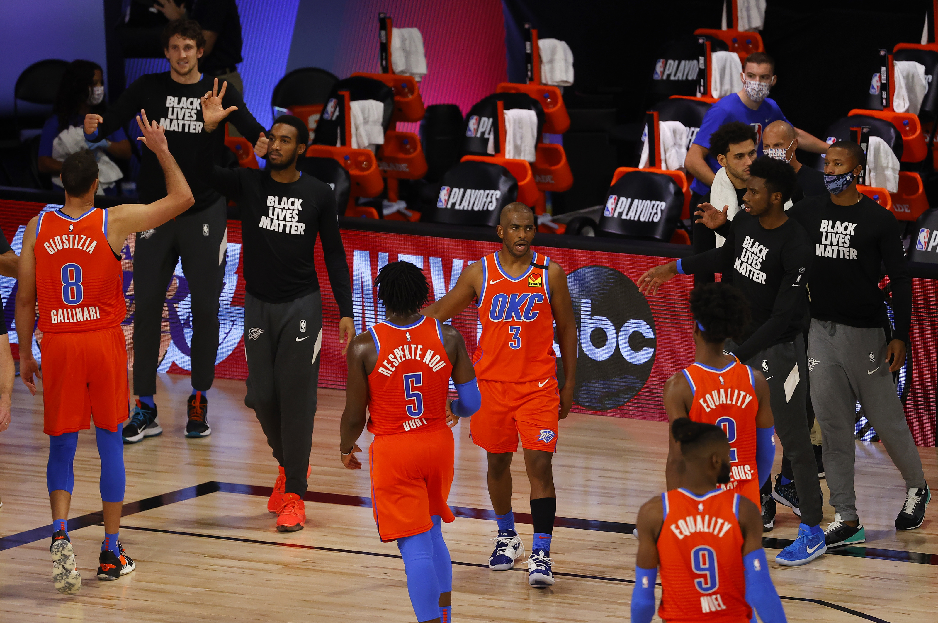 OKC Thunder grinds past Rockets to take Game 3 in overtime - Grades