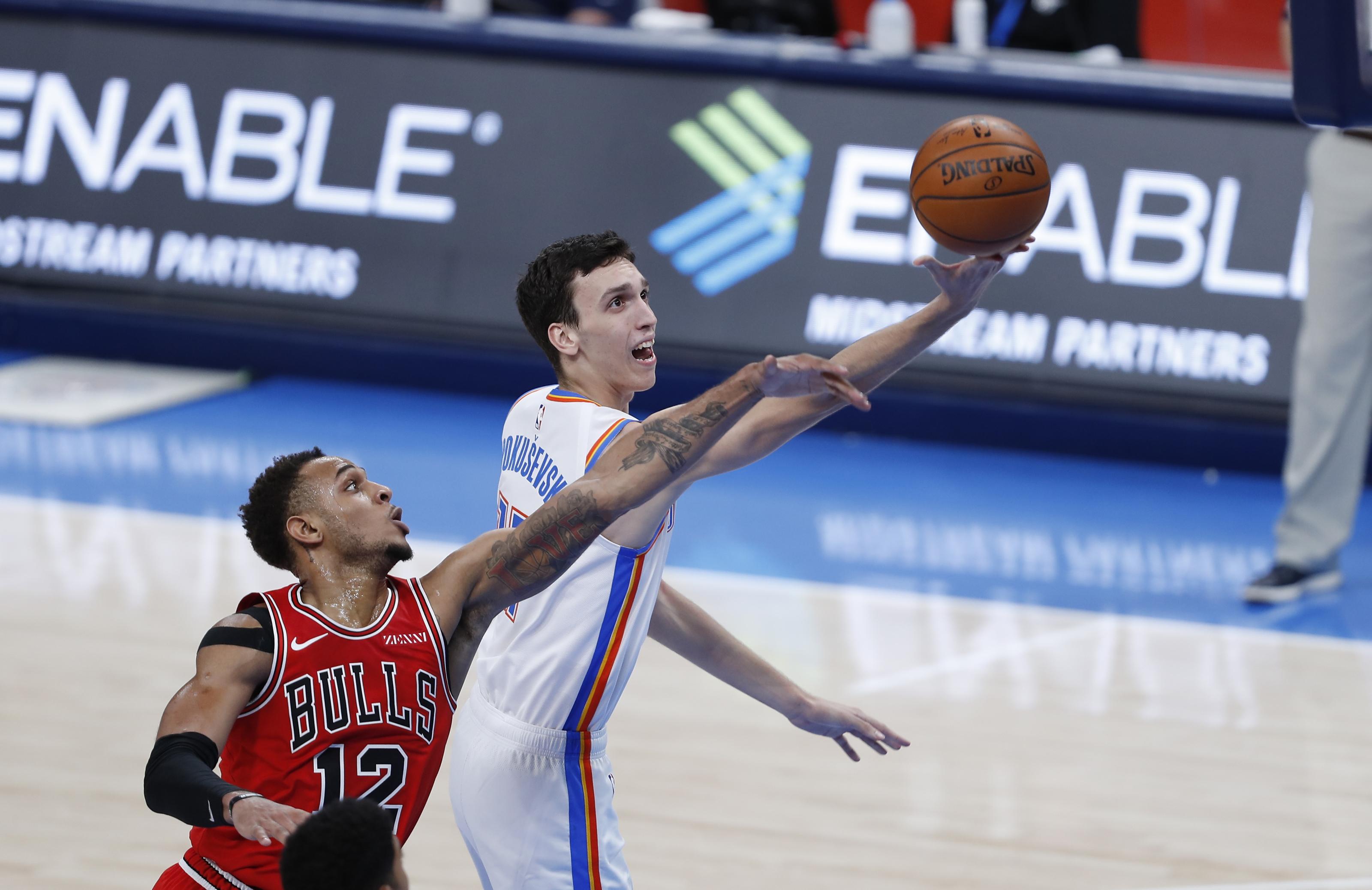 OKC Thunder: Analyzing the solid start to Aleksej Pokusevski's NBA career