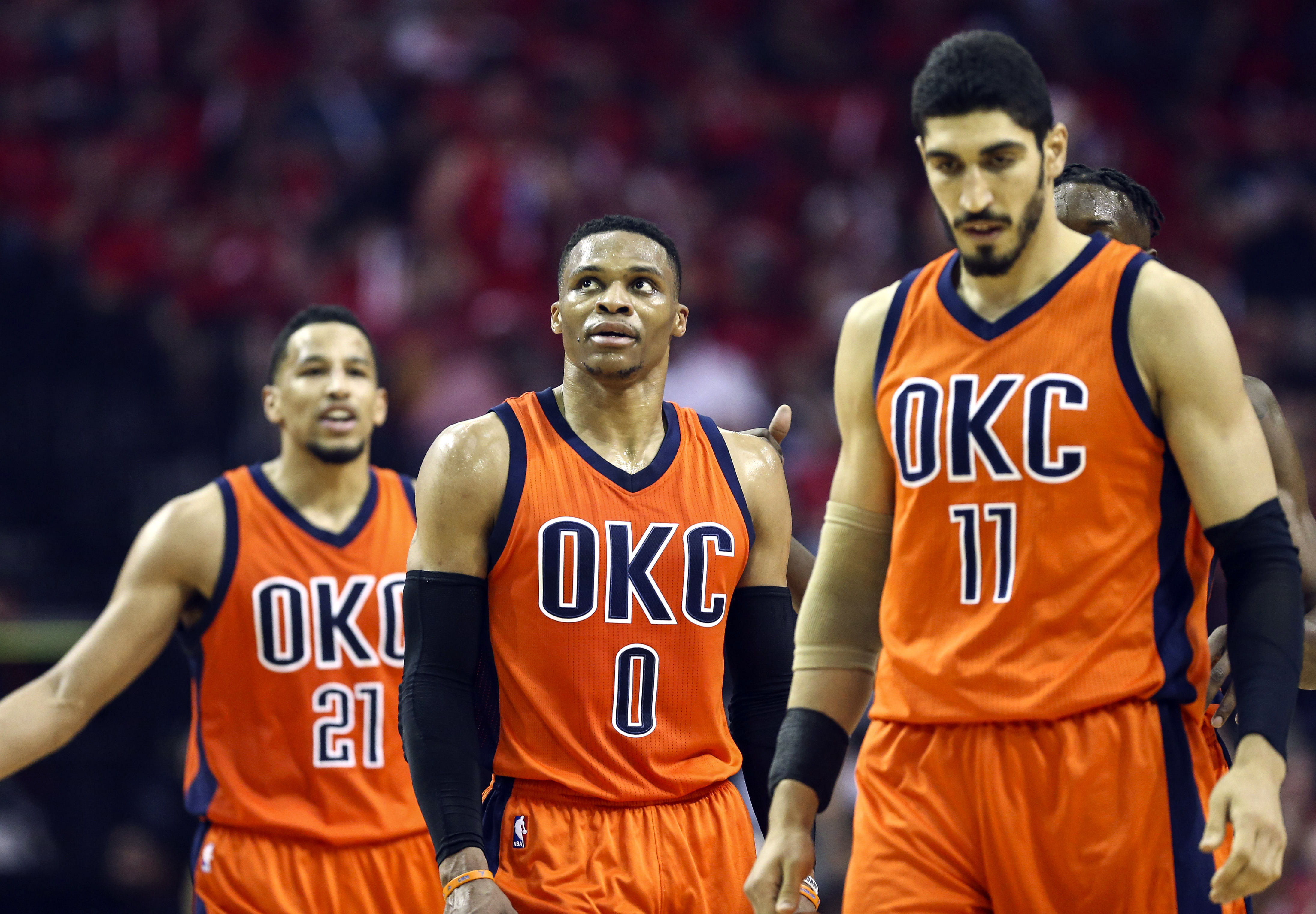 The Okc Thunder Did Not Look Good In Game One