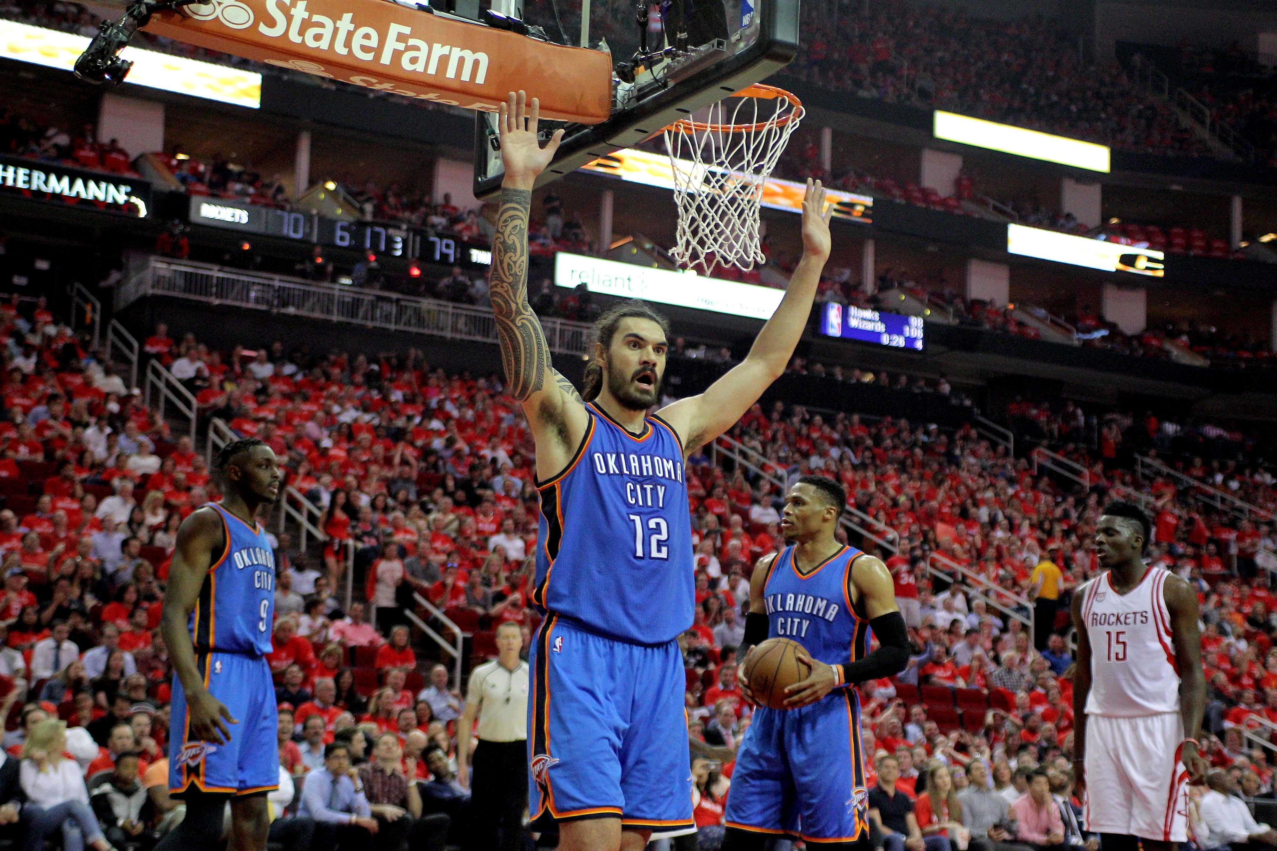 OKC Thunder vs Houston Rockets: Game 5 Preview - Do or Die Rockets Vs Thunder