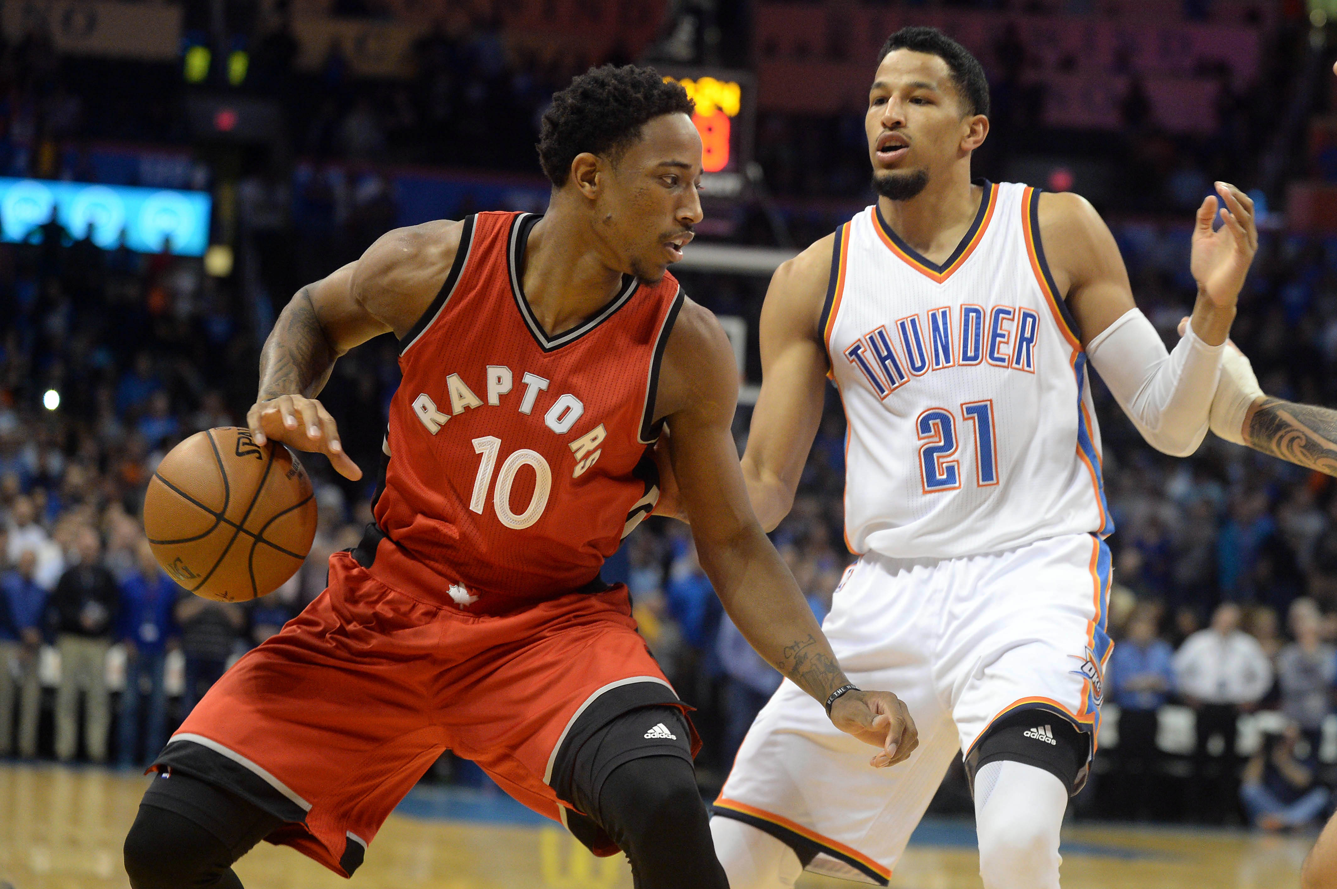 sports shoes 7c83e e0183 OKC Thunder Better Suited to Face Leonard Over Harden in ...