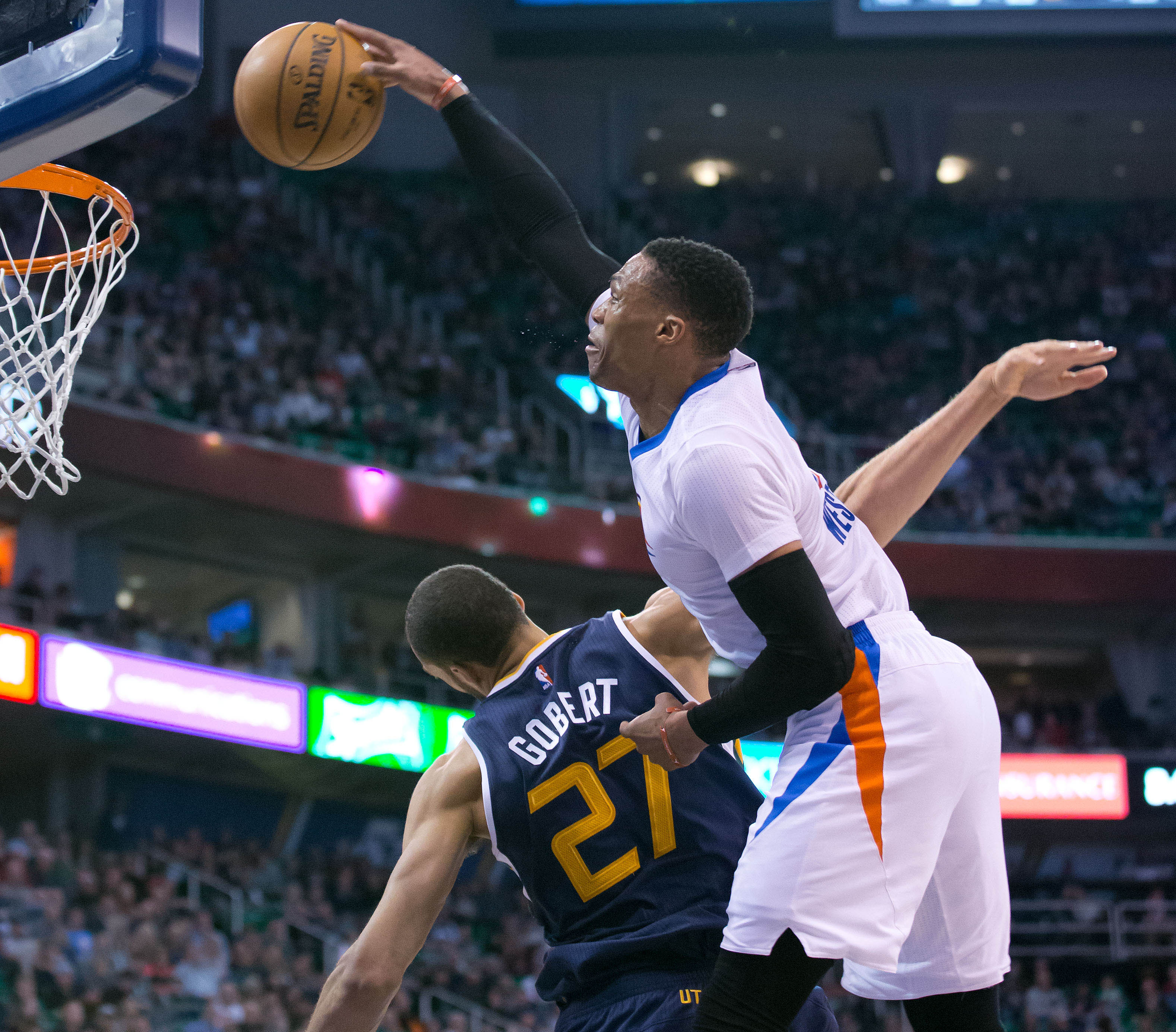 Preview Oklahoma City Thunder Finish Home Stand Against Utah Jazz