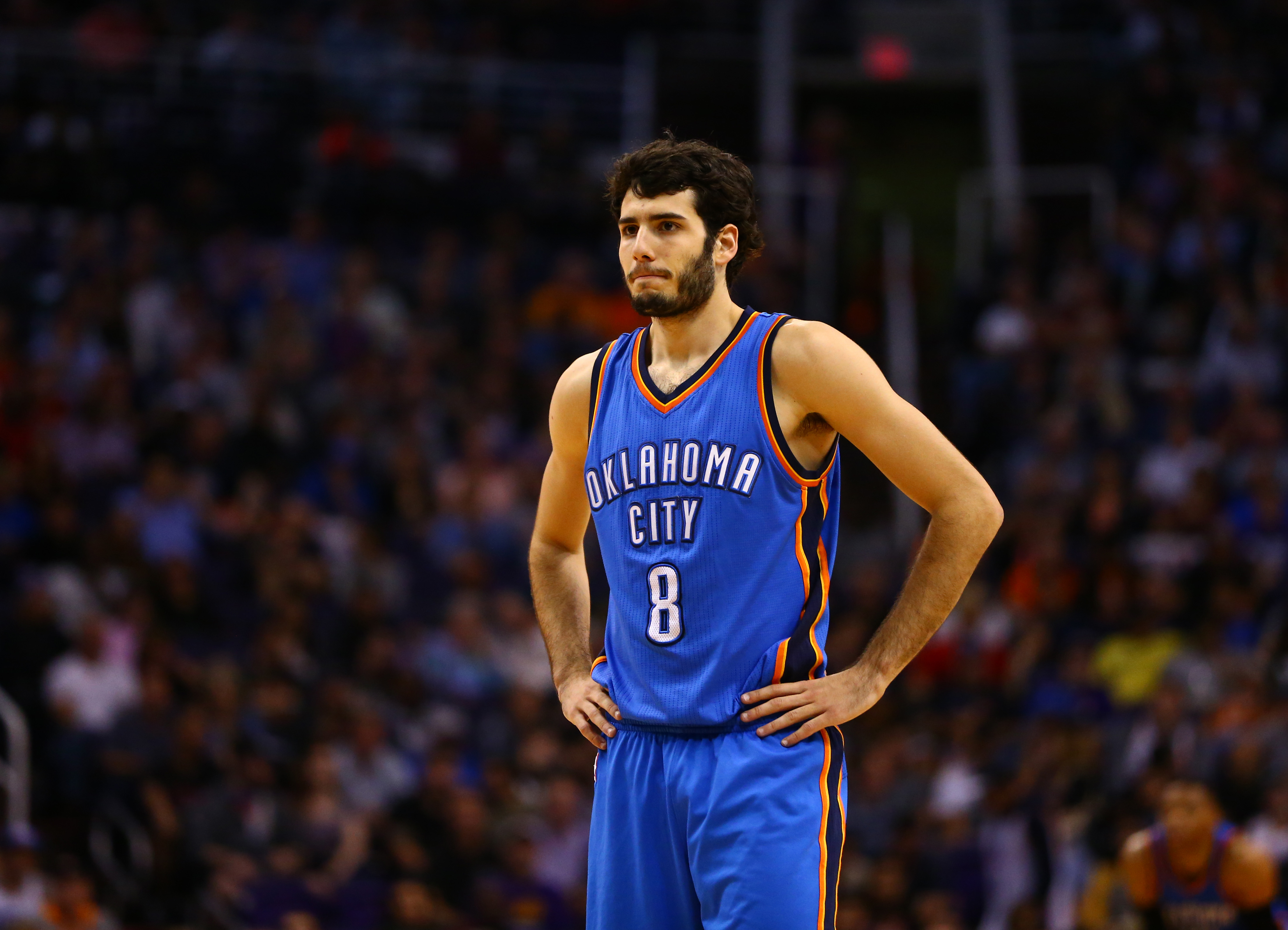 Reviewing Alex Abrines' rookie season with the OKC Thunder