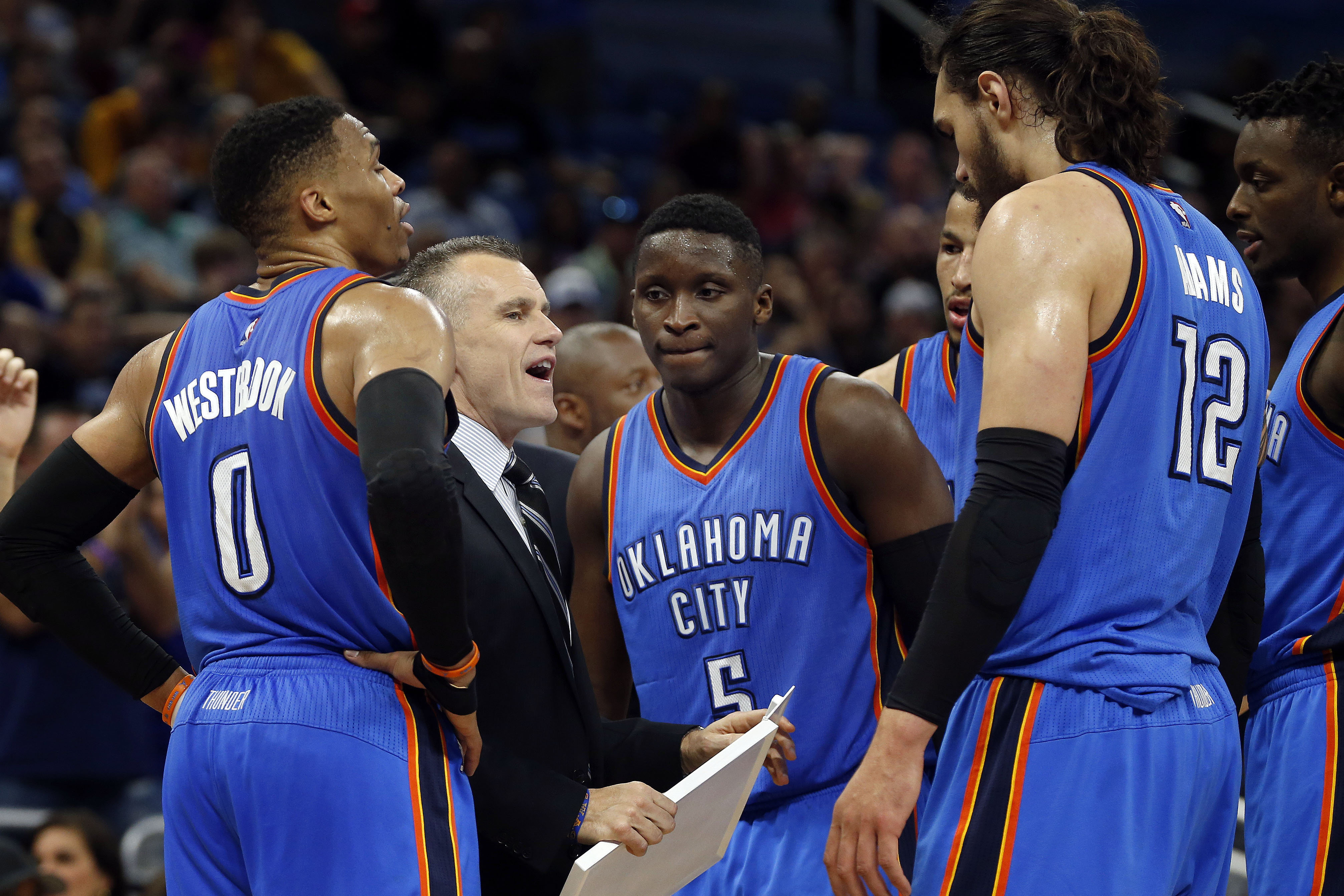 OKC Thunder in the news: Offseason preview, why Kevin Durant left