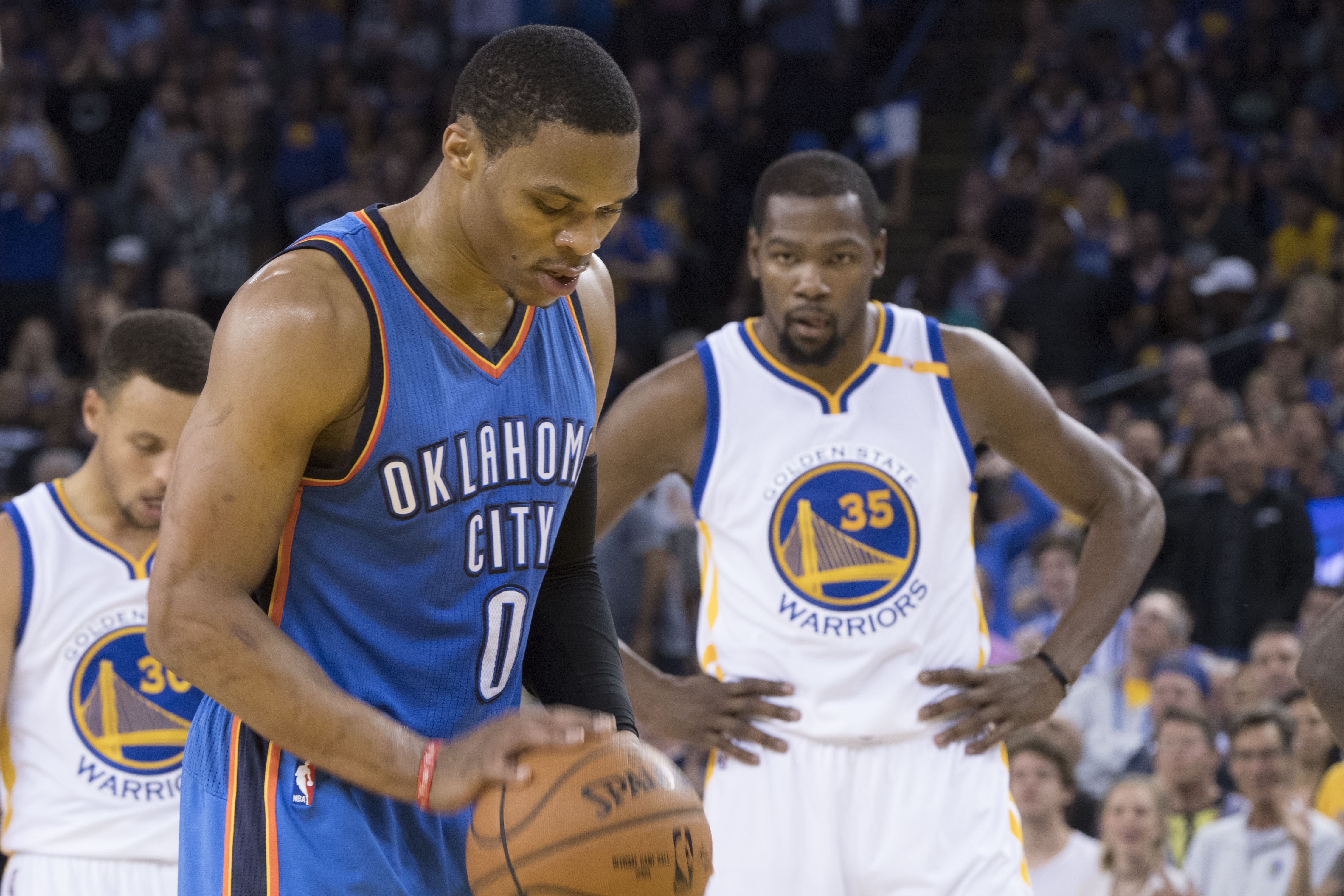 Open Letter to the Media: Don't tell OKC Thunder fans not to boo
