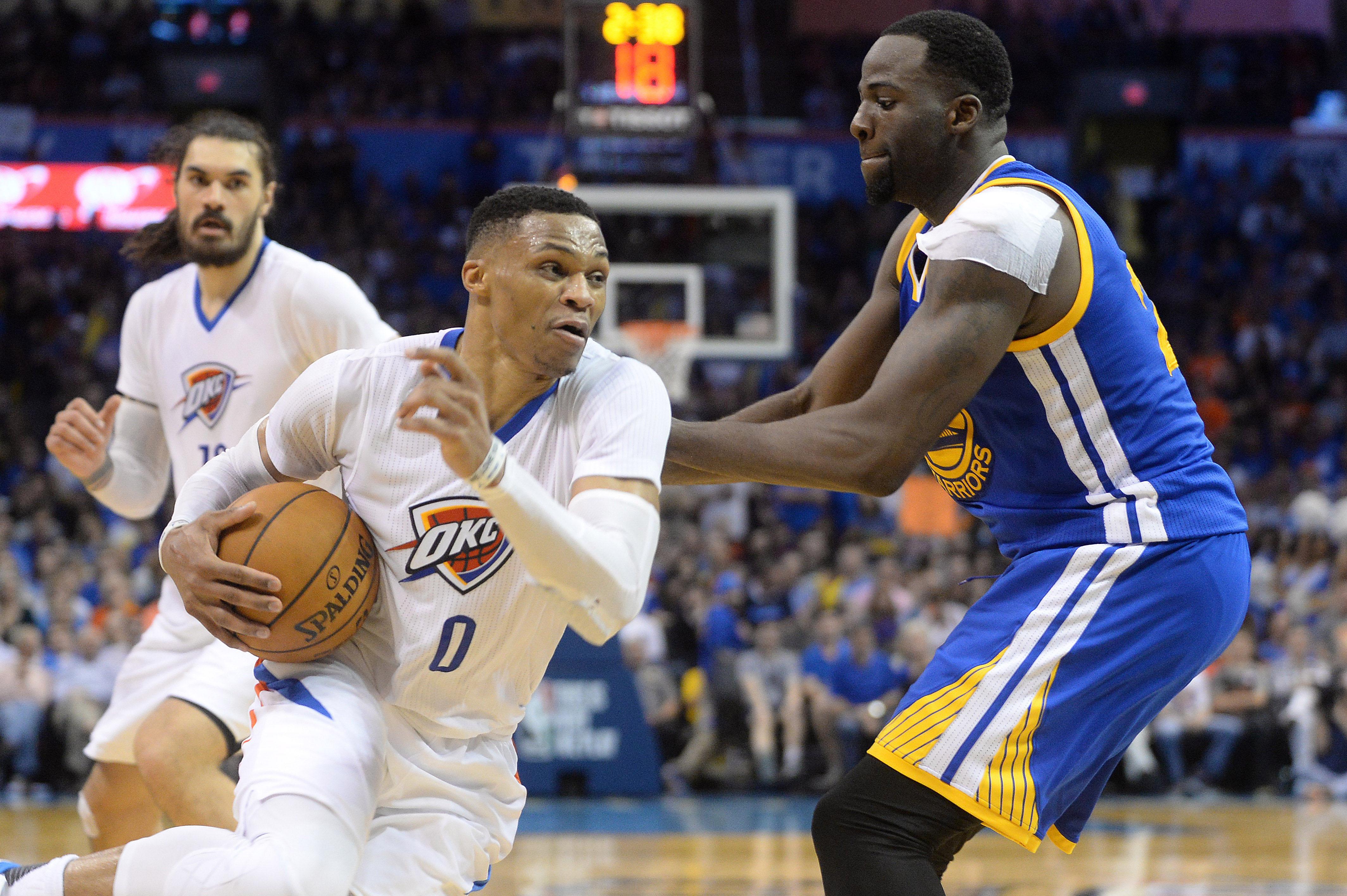 Oklahoma City Thunder Vs Warriors Lessons Learned