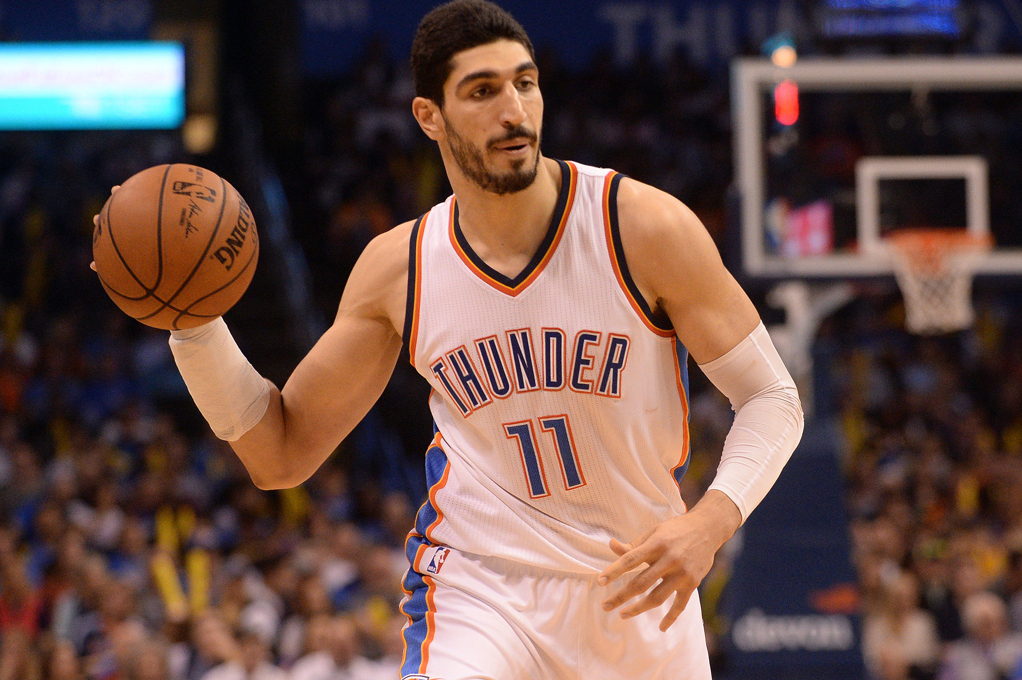 reviewing enes kanter and his future with the okc thunder