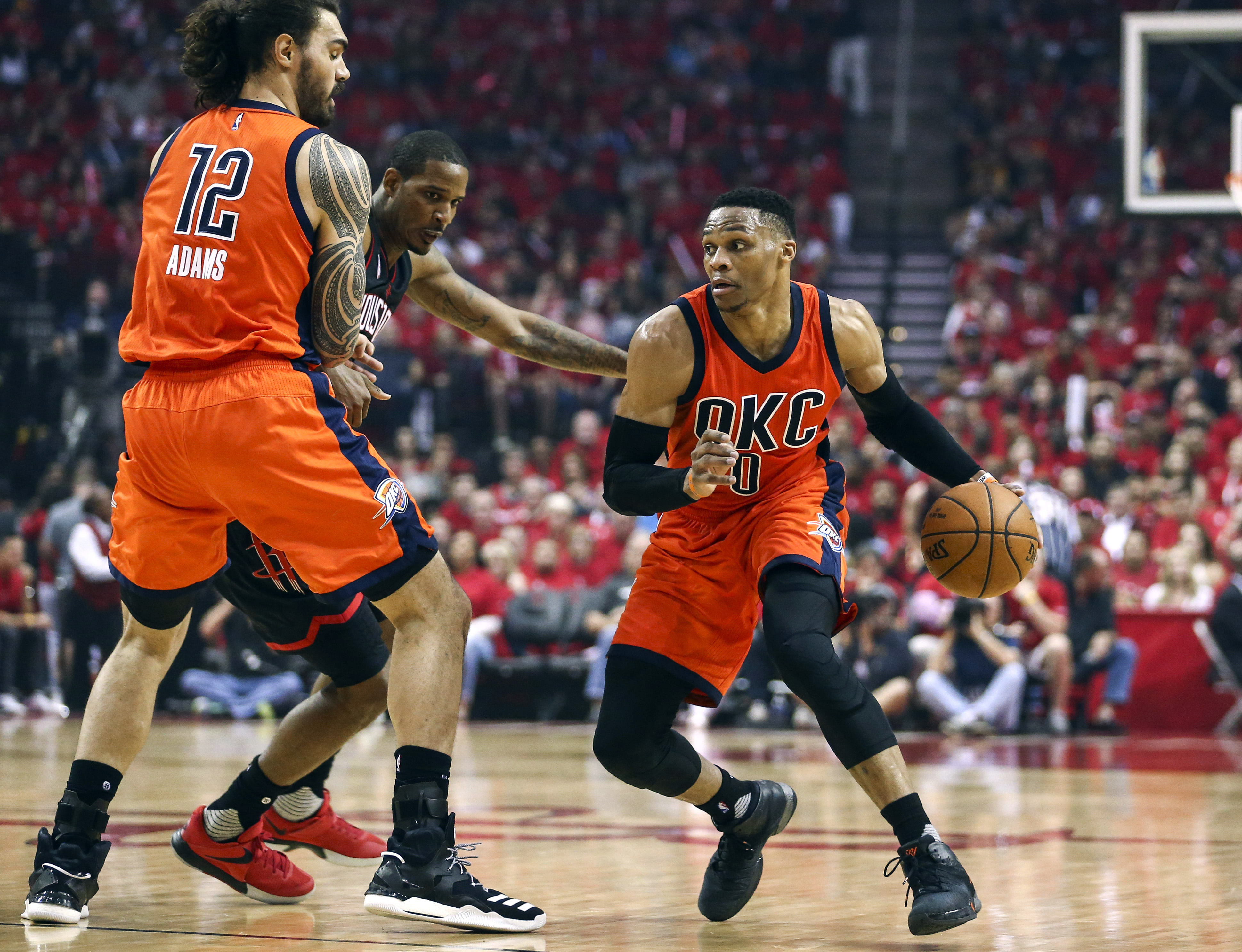 Okc Thunder Vs Houston Rockets Game Two Preview
