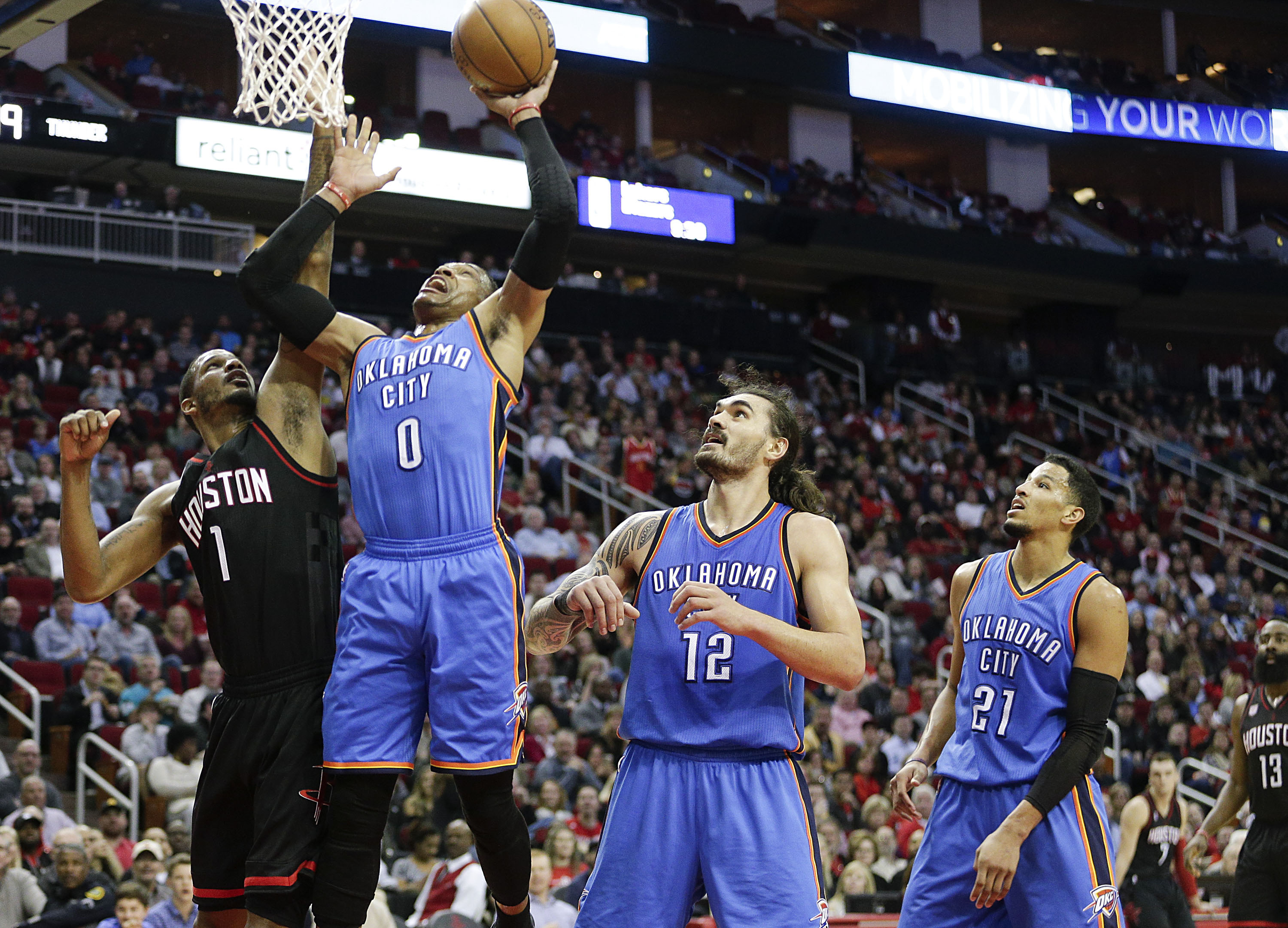 OKC Thunder  5 reasons why OKC can beat the Rockets a96f7cfdf35