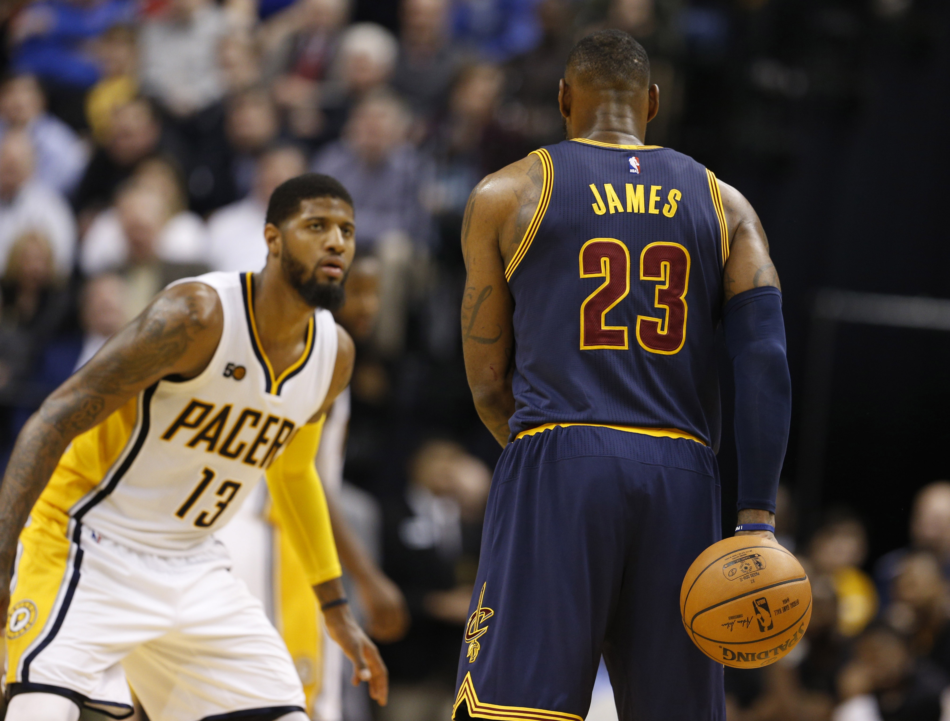 NBA Playoffs preview - Cleveland Cavaliers vs. Indiana ...