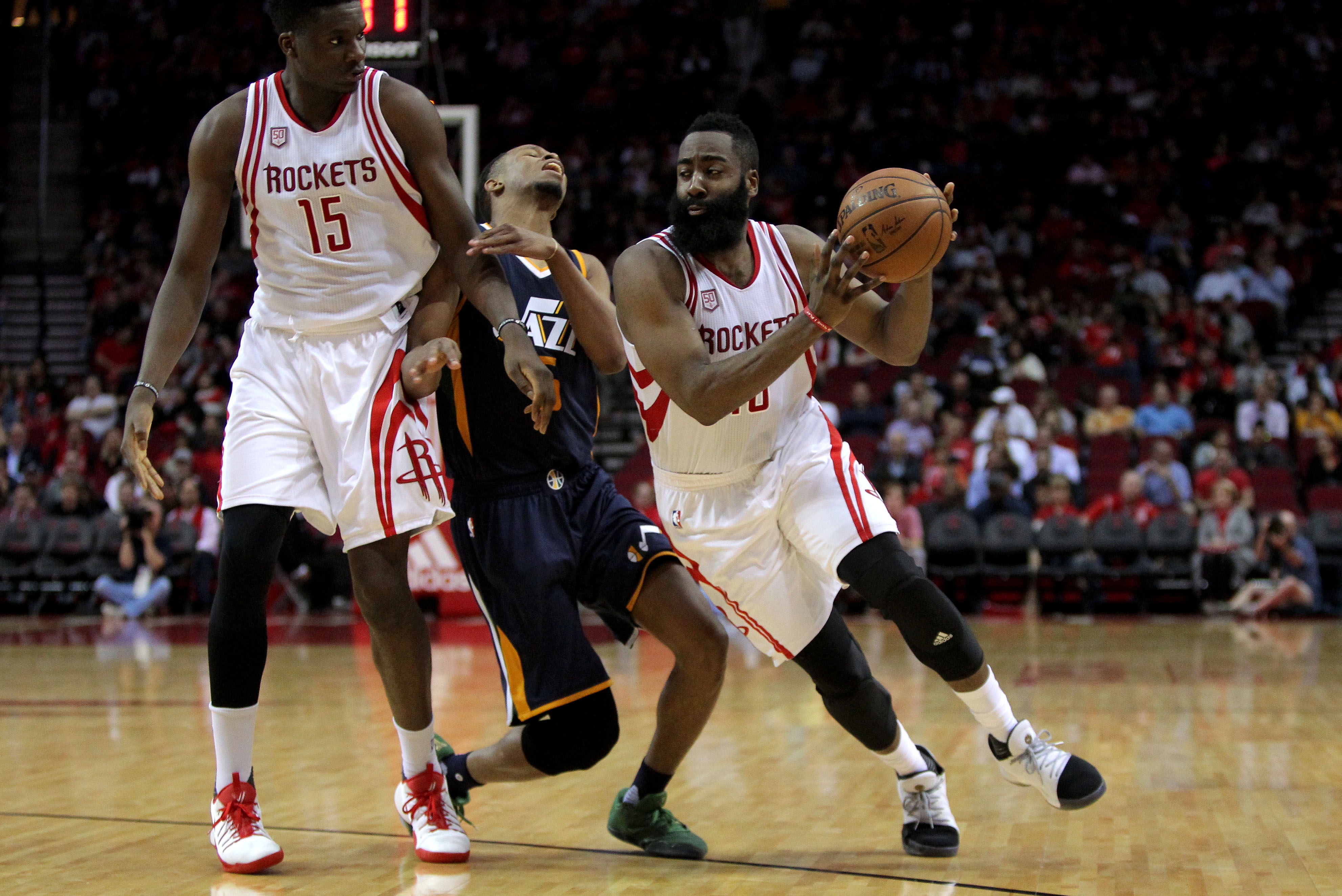 1779f743c76 Five ways the OKC Thunder can stop James Harden - Page 4