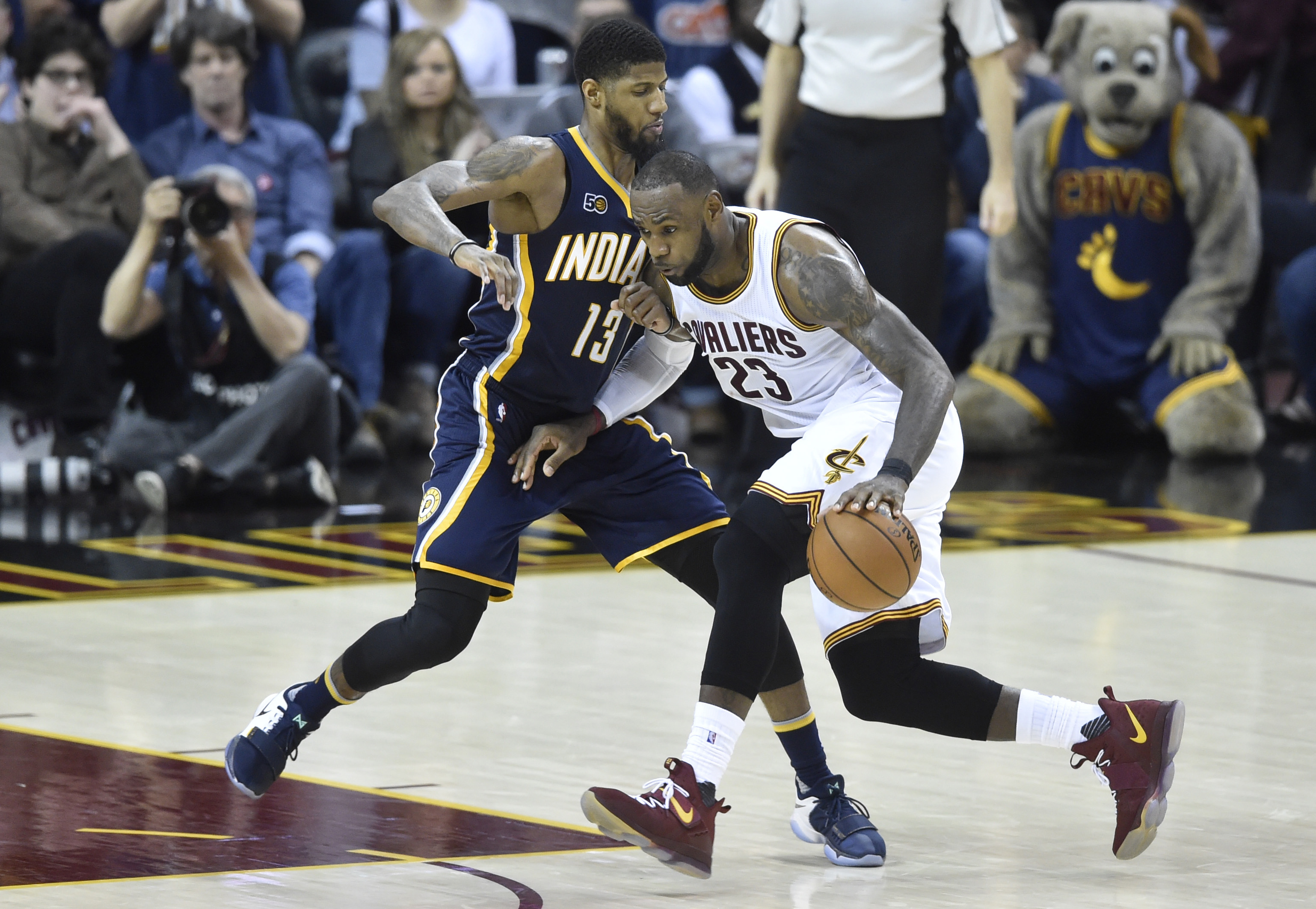 a2851a362fa Eastern Conference Playoffs Preview- Cleveland Cavaliers vs. Indiana Pacers